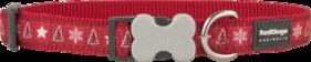 Hundhalsband Santa Paws
