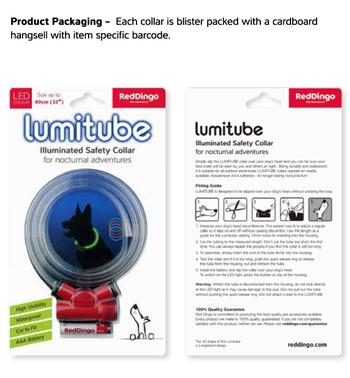 Lumitube Green