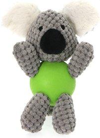 Plyschleksak Grön Boll Koala Björn