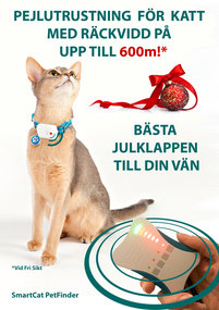 Affisch SmartCat PetFinder