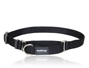 Martingale dog collar black